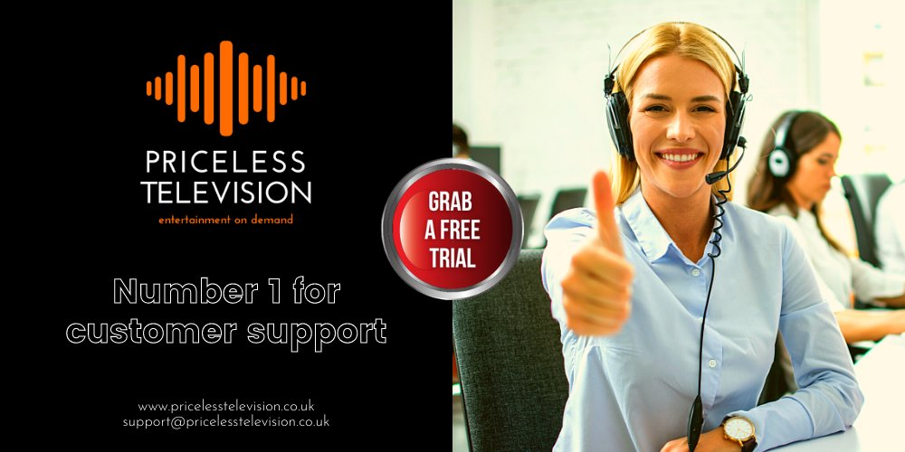 Our Customer Support Makes Us Special. See for yourself by getting a FREE trial by visiting https://t.co/QmARLbRPFB. #football #movies https://t.co/4Q3YuBhPQV