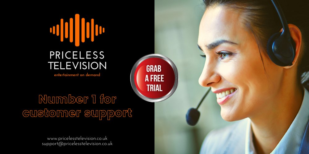 Our Customer Support Makes Us Special. See for yourself by getting a FREE trial by visiting https://t.co/kB5qgnoeTs. #football #movies https://t.co/ehTlB6TFb4