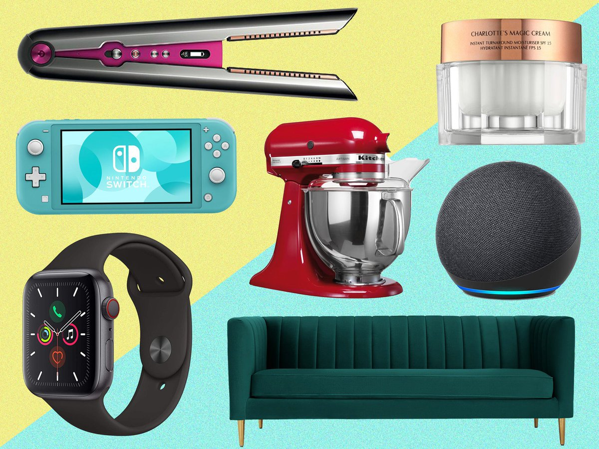 Cyber Monday 2020 deals live: Best Nintendo, Very and Dyson offers: We'll be bringing you the best savings from Amazon, John Lewis, Argos, Beats and more to make sure you don't miss out https://t.co/PqSXgzQkao https://t.co/pFcROM9zQU
