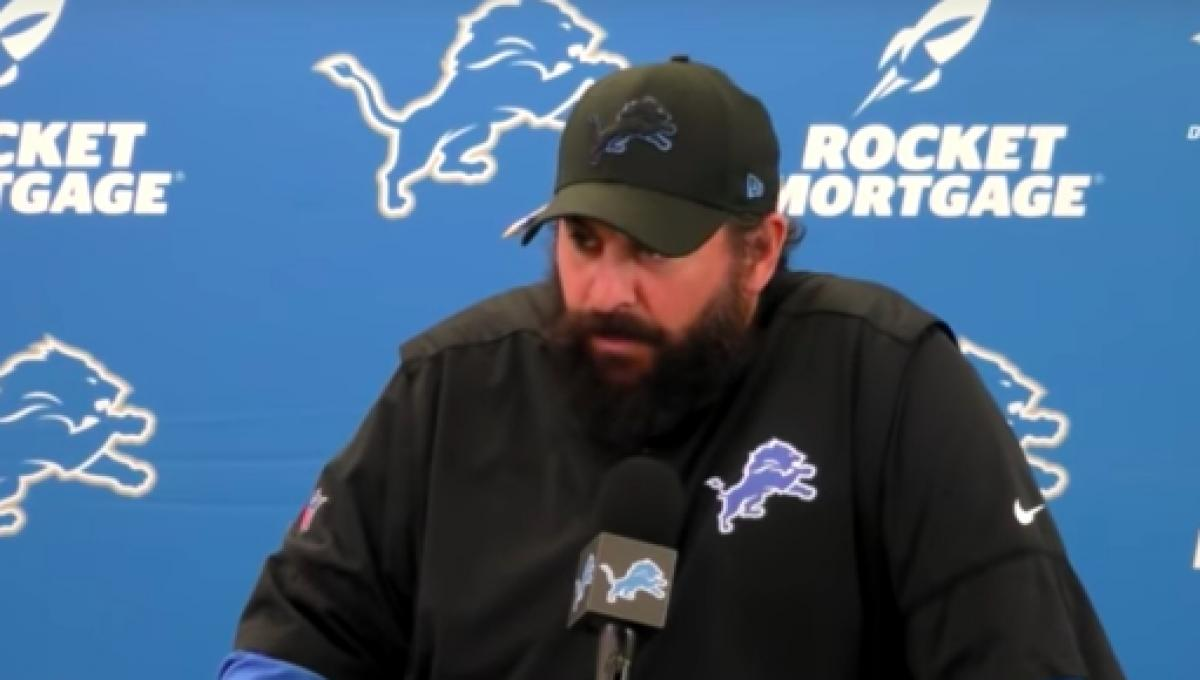 Rumor has it that @JoeBiden has plans to hire former @Lions coach  Matt Patricia as his Press Secretary. #NFL #Lions #DetroitLions #football #MattPatricia https://t.co/S71ww52jcB