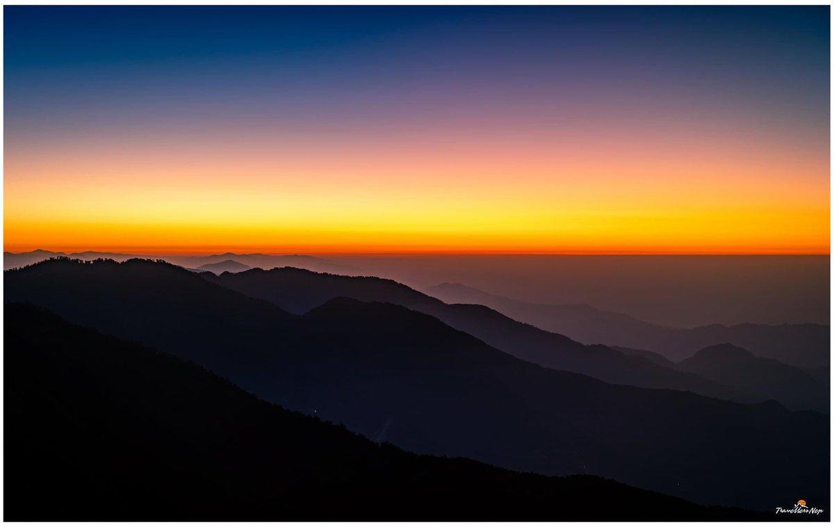 Sunrise from Bethanchok hight #travel #nature #sunrise #sunset #landscape  #travellersnep #asia #nepal #StaySafe #kathmandu #positivevibes #outdoor #weekend #diegomaradona #peace #refresh #hiking #holiday #Bethanchok #adventure #Mountain #valley #Godavari  #Marbalhill #sunrise https://t.co/bZUGgsitd1