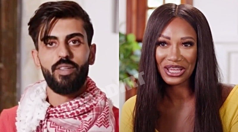 Britteny is going to destroy Yasin. She does NOT even want too marry him. She is ditching him in Jordan, again. She will NOT do the Visa for him, she is actually ditching him right now. Sorry all, she is a nasty pos. @90DayFianceLit #90df #90daysbeforethe90days #90DayFiance