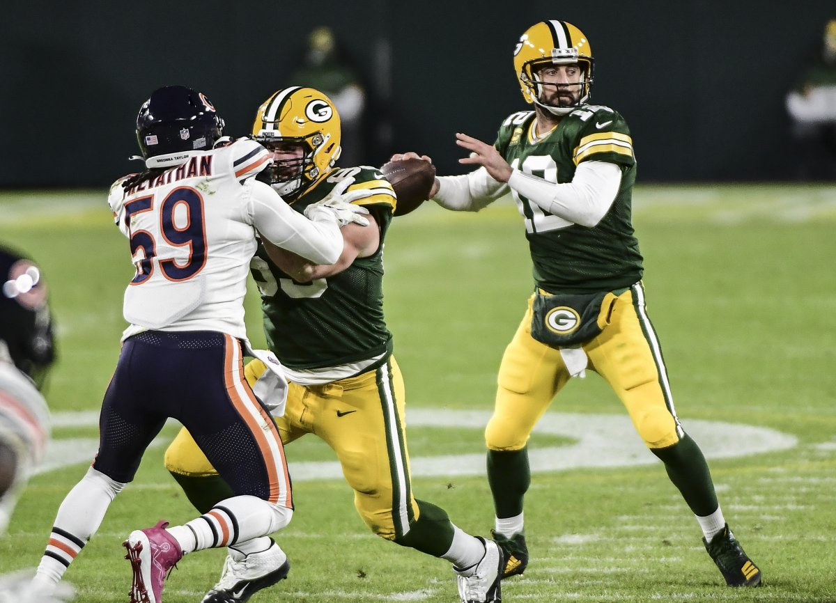 Game Recap: Packers Crush the Bears in 41-25 Win  #Packers #GoPackGo