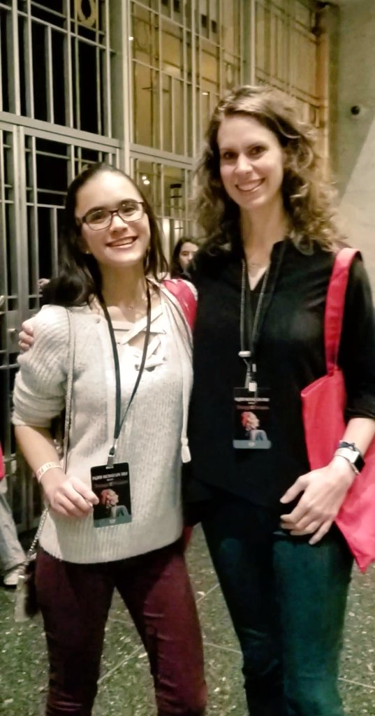 2 years ago today, my amazing aunt flew me out to San Francisco to see the lovely @ingridmusic play some christmas magic for us. Really in my feels today & in awe of music's ability to bring us all together whether in a theater or in our own homes. #songsoftheseason #magic