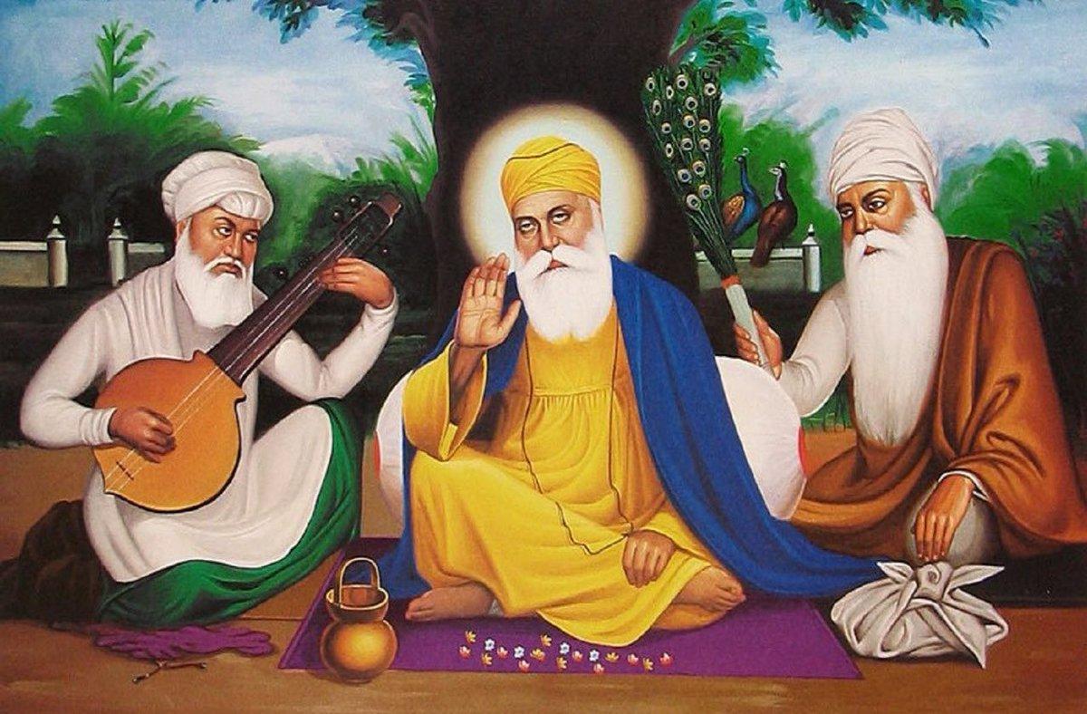 @rajnathsingh नानक नाम जहाज है, चढ़े सो उतरे पार जो श्रद्धा कर सेंवदे, गुर पार उतारणहार  Greetings to everyone on #GuruNanakJayanti . May the teachings and blessings of Guru Nanak Dev Ji guide and enlighten our lives.  #GuruPurab