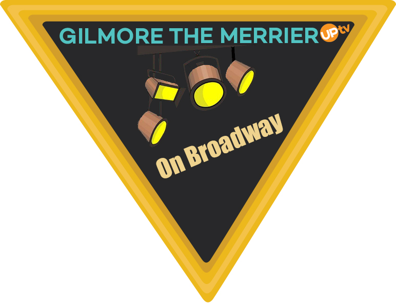 Congratulations to our @UPtv #GilMORETheMerrier #GTMcontest164 trivia winner @familypavlich! You deserve this badge for a job well done!