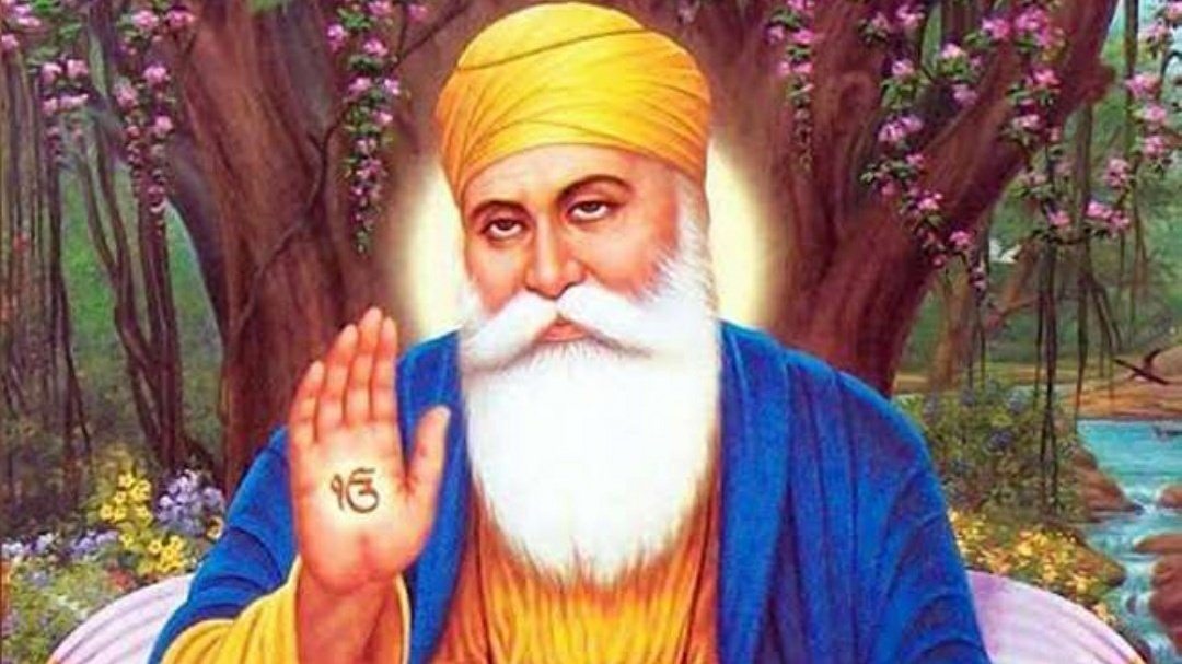 सभी देशवासियों को गुरु नानक देव जी के 551वें प्रकाश पर्व की हार्दिक शुभकामनाएं।  हमें गुरु नानकदेव जी के उपदेशों से समाज को आध्यात्मिक और सांस्कृतिक रूप से सुदृढ़ बनाने की प्रेरणा मिलती है।