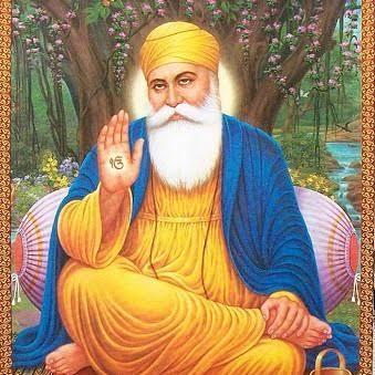 Dhan Dhan Sahib Shri Guru Nanak Dev Ji De 551 Ve Prakash Purab Diya Beant Beant Vadhaiya !! #GuruNanakJayanti🙏🏽