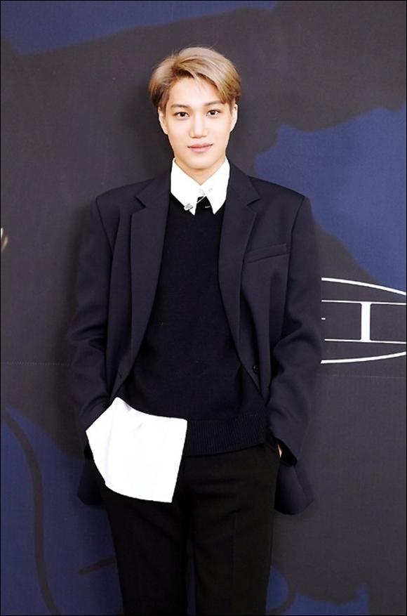 【PHOTO】EXO カイ、ソロデビューアルバム「KAI」記者懇談会を開催…ベクヒョンがMCとして登場#EXO #カイ #KAI #Mmmh #ベクヒョン #BAEKHYUN