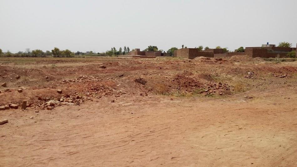 The lost kiln of Mai Tauba Tauba