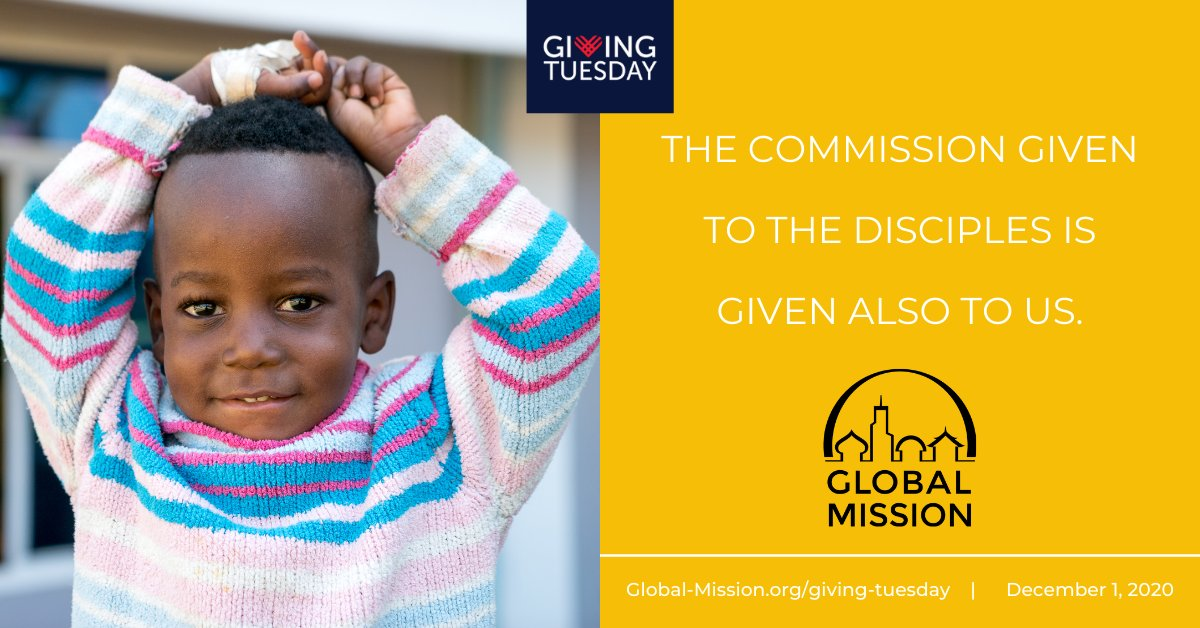 #GlobalMission pioneers, tentmakers, and Waldensian students share the love of Jesus with those who have never even heard His Name. Support this Kingdom-focused work on #GivingTuesday.
