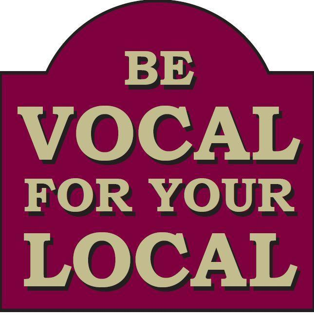 Be Vocal for your local and we'll RT it @TheNewInnEssex @TheOaksIpswich @stevesanderson4 @theonebullbury @SpreadEagleNW1 #SaveYourLocal #CampaignforPubs #Gin #Wine #Lager https://t.co/NgOVSmIz2D