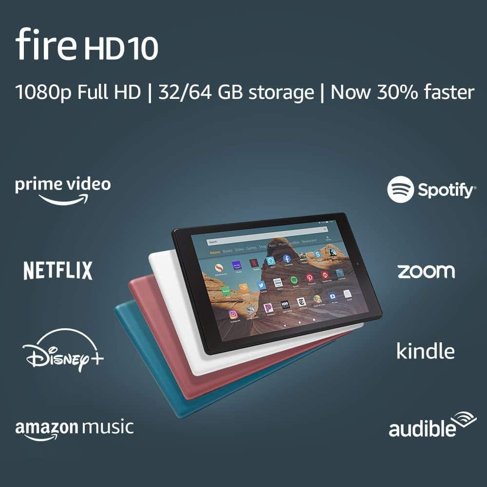 Deal time  Fire HD 10 Tablet!  Price: $79.99 - 47.0% OFF! Retail: $149.99 Link: 2   #ROTODEALS