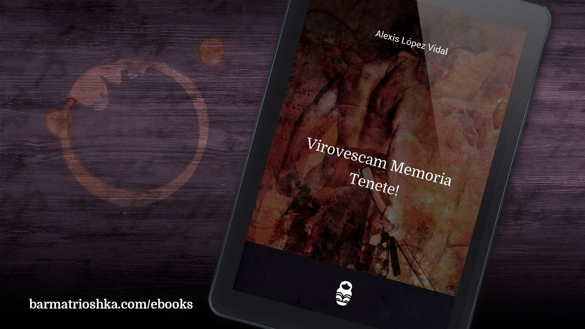 El #ebook del día: «Virovescam Memoria Tenete!» https://t.co/xrB1lAL1E4 #ebooks #kindle #epubs #free #gratis https://t.co/pqG36ul5wH