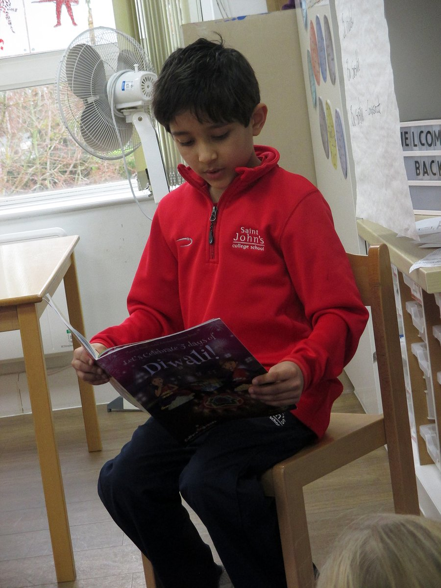 One of our F1 children led a mini class Assembly on Diwali recently. He shared a book with the class & recalled details of how his family have been celebrating the Hindu Festival of Light. #ReligiousStudies #education #worldreligion #hinduism #Diwali2020 #Diwali