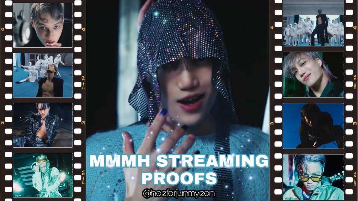 ☆☆☆☆☆𝙆𝘼𝙄: 𝙈𝙈𝙈𝙃 开☆☆☆☆☆ 🐻music video streaming proofs🐻  🔗  #KAI_MmmhOutNow #KaiHotDebutDay #카이_음_뮤비공개 #KAI #카이 #开 #MMMH @weareoneEXO