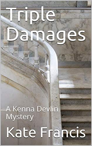 #KindleBooks #Murdermystery #Mystery #Suspensenovel #Thriller - Triple Damages -