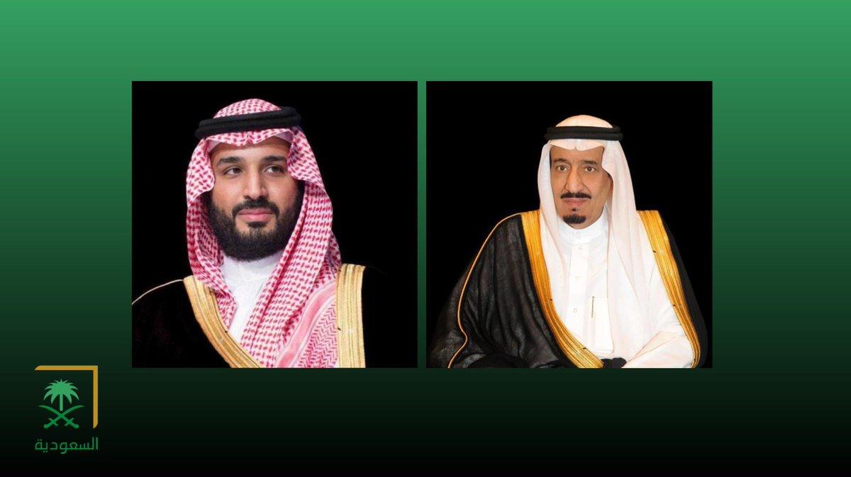 #السعودية | #خادم_الحرمين_الشريفين وسمو #ولي_العهد يهنئان الرئيس الروماني بذكرى اليوم الوطني لبلاده.