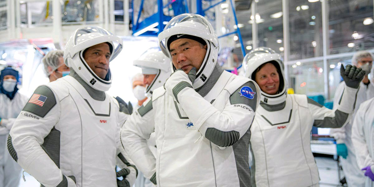 Astronaut Soichi Noguchi has now flown on 3 different spaceships. @SpaceX's #CrewDragon is 'the best,' he said. https://t.co/bUucPNI52l @SciInsider https://t.co/4xqa4IDBtd