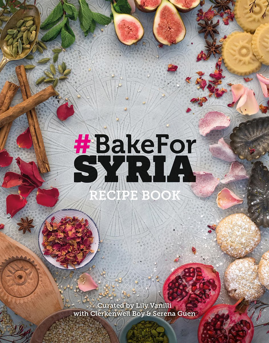 Baking in 2020 doesn't have to be defined by banana bread.   #BakeForSyria is the perfect gift for bakers looking for something new to try.   Better yet, proceeds raised are donated to our Syria appeal.   Get yours 👇       @NextGenLondon  #giftsthatgive