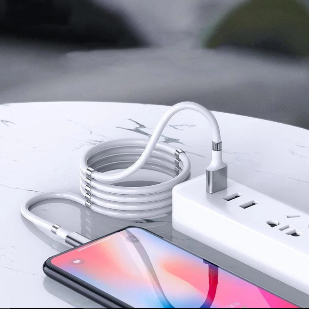 Product Name: iPhone Magnetic Magic rope USB cable See more Just Open Link:  #iphone #iphoneonly #iphonesia #iphoneography #iphone6 #iphonephotography #iphone7plus #iphone7 #iPhone6S #iphonex #iPhone8Plus #UKnews #UnitedKingdom