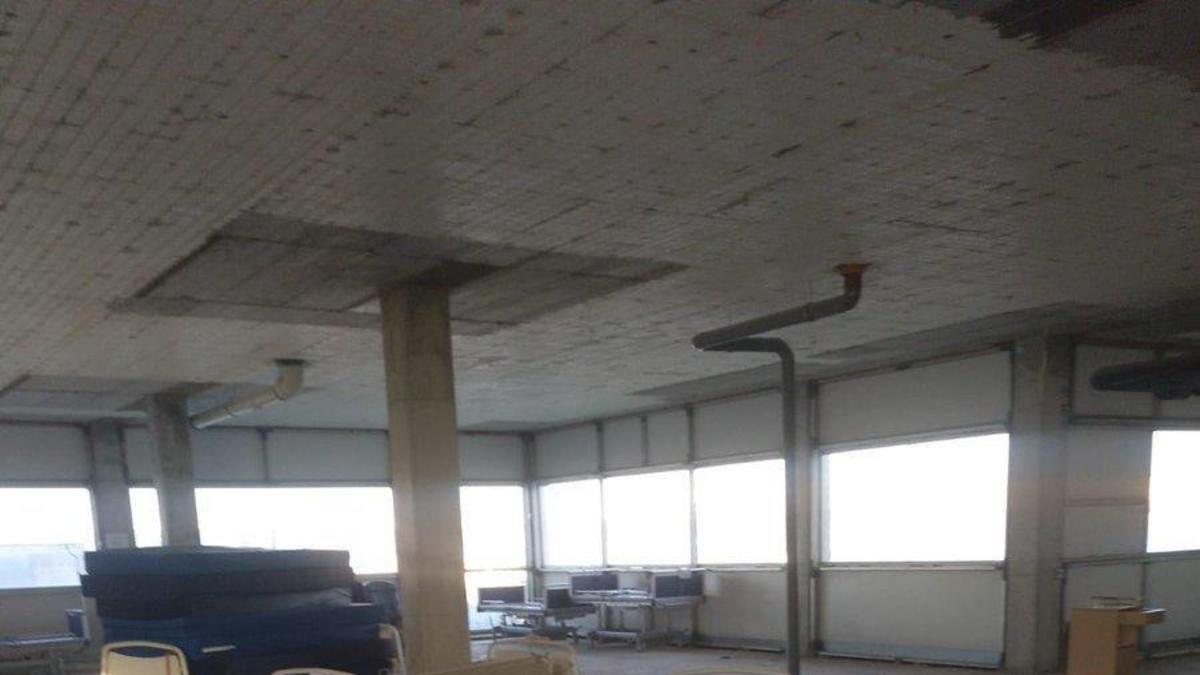 Los centros semiprivatizados de Aguirre tienen espacios vacíos para asumir casi la mitad de camas del hospital de pandemias de Ayuso, por @AlvaroSanCas https://t.co/vRnHvevyNK https://t.co/aBMiDHEEuz