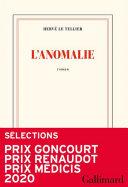 Prix #Goncourt, ce matin. Après Serge Joncour, prix Fémina pour