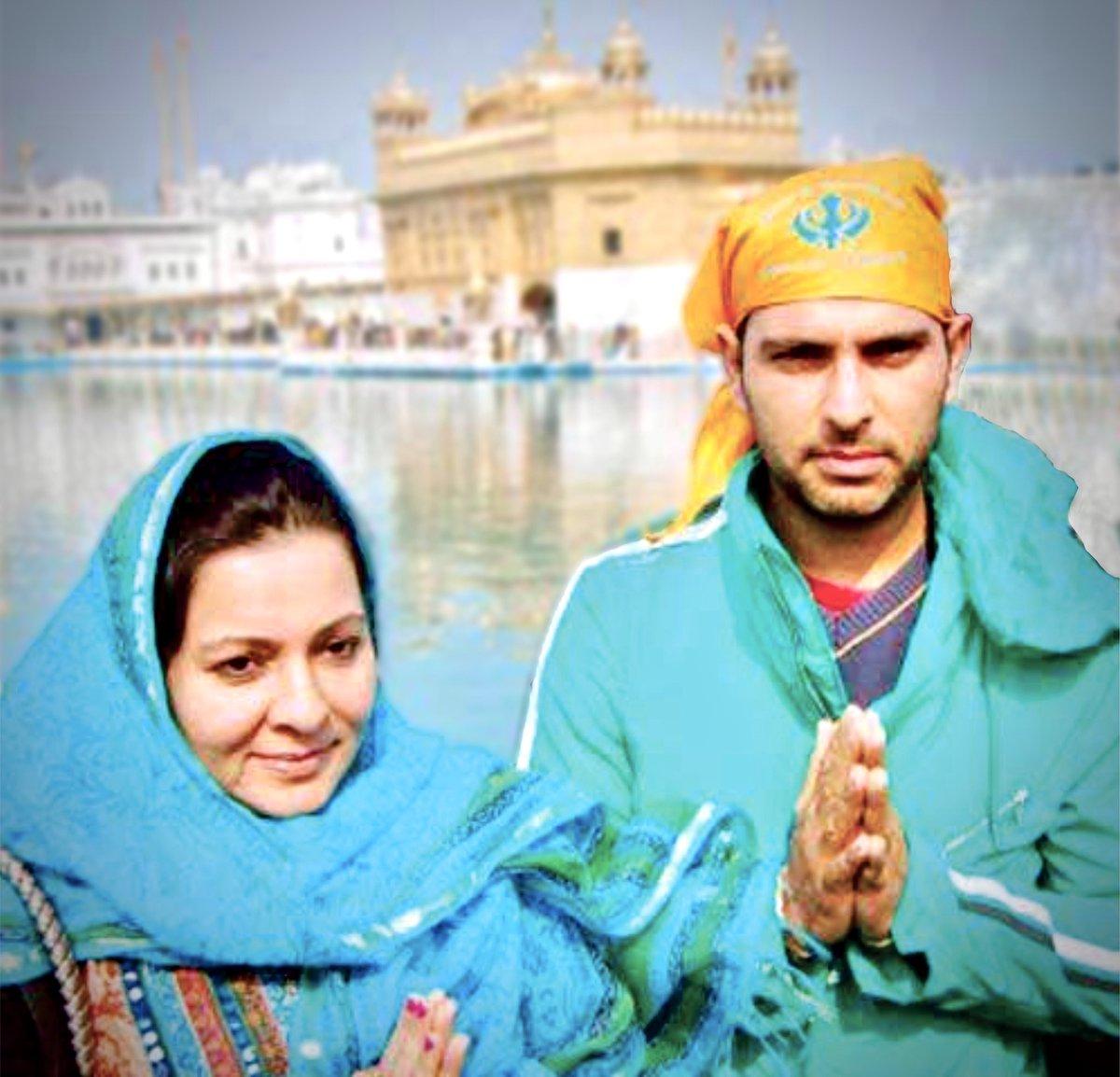 ਤੂ ਠਾਕੁਰੁ ਤੁਮ ਪਹਿ ਅਰਦਾਸਿ ॥ ਜੀਉ ਪਿੰਡੁ ਸਭੁ ਤੇਰੀ ਰਾਸਿ ॥ ਤੁਮ ਮਾਤ ਪਿਤਾ ਹਮ ਬਾਰਿਕ ਤੇਰੇ ॥ ਤੁਮਰੀ ਕ੍ਰਿਪਾ ਮਹਿ ਸੂਖ ਘਨੇਰੇ ॥ 🙏🏻  Wishing everyone a happy & blessed Gurpurab. Let's strive to imbibe Guru Nanak Dev Ji's values of togetherness, unity and love.  #HappyGurpurab