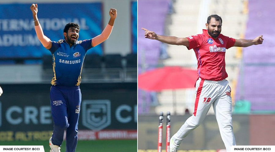 2⃣ game-changers 2⃣ fiery pacers - but which one bowled more dot balls in #Dream11IPL 2020?  Reply 👇 with #Bumrah or #Shami to answer!  #HowIMissDream11IPL