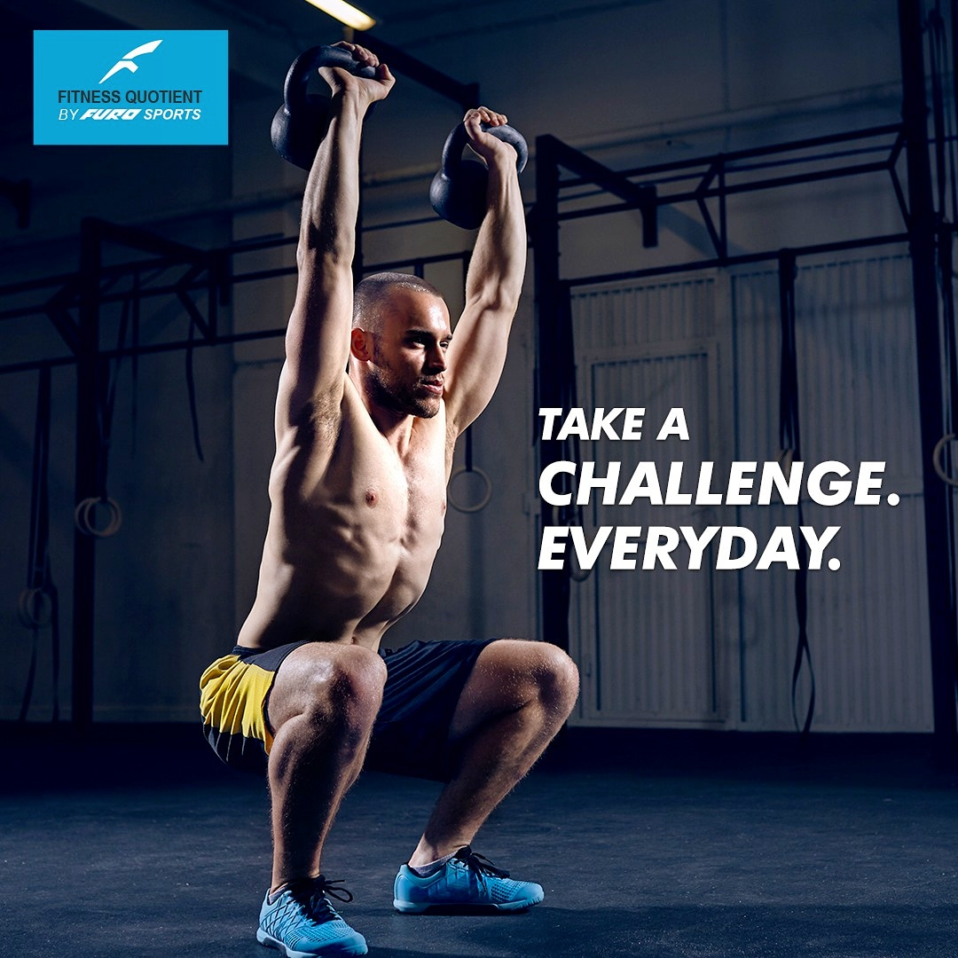 Challenging yourself takes you closer to your goal. Take the challenge and #StayFitEveryday! To download the app, https://t.co/pnWfN101zJ  #WorldMentalHealthDay #StayFitEveryday #FitnessQuotient #FuroSports #Fitness #Strength #Endurance #FitnessEnthusiasts  #FitnessChallenge https://t.co/TOcWuamY8L