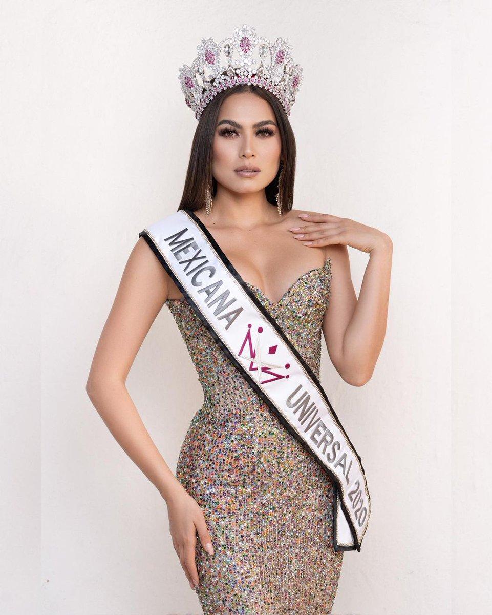 "Missosology on Twitter: ""Andrea Meza is Mexicana Universal 2020  https://t.co/w5xNX5Zh7n via @Missosology… """