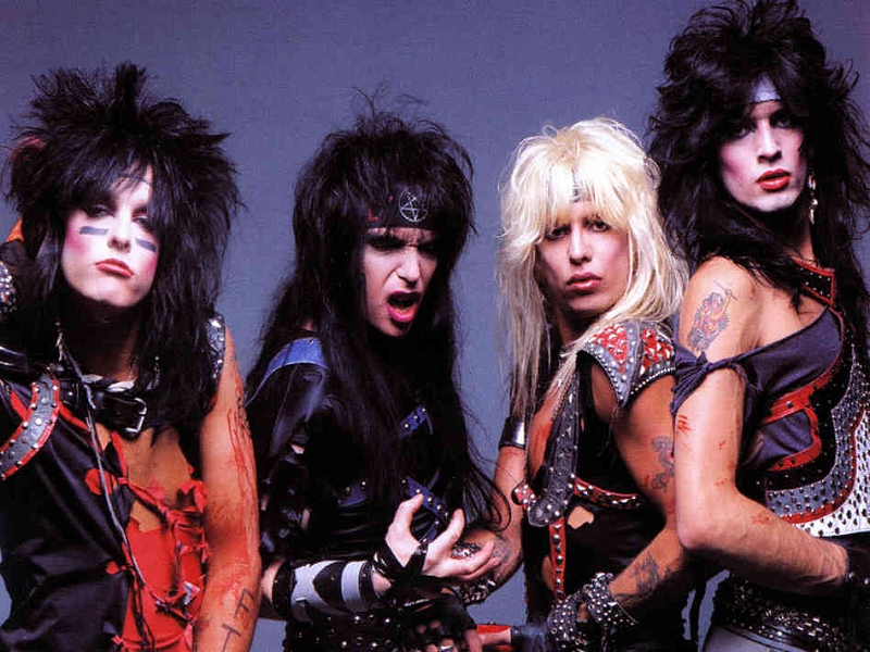 September 1983 - Los Angeles, CA metal band Motley Crues second album, Shout At The Devil, takes them into the US Top Twenty.
