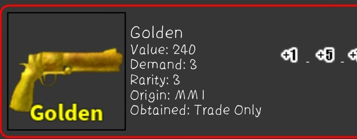 Is this worth a lot?- #MurderMystery #mm2trading #Mm2trades #MM2 #mm2trade