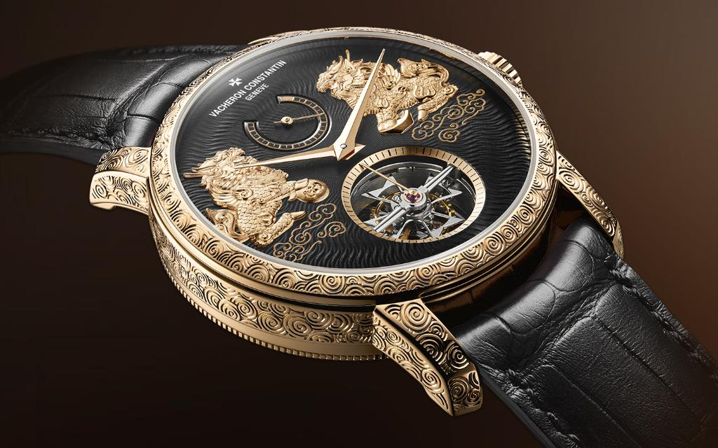Wisdom and bliss 🐉The Qilin deploys its fantastic powers at the heart of the Traditionnelle Tourbillon. Vacheron Constantin brings to life a masterpiece of sophistication skilfully combining Haute Horlogerie and artistic crafts.Discover: https://t.co/qagMRJfxxN https://t.co/8zbljOxYZU