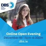 Image for the Tweet beginning: Our FINAL Online Open Evening