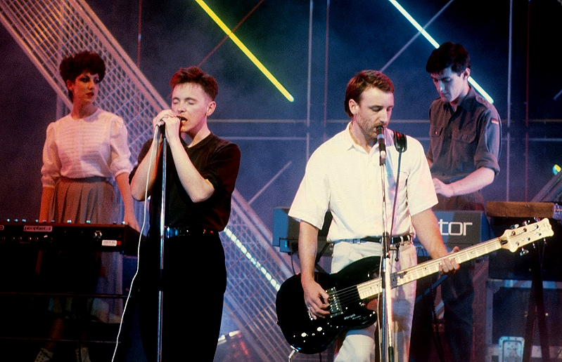 May 1983 - UK post punk band New Orders second album, Power, Corruption & Lies goes top five in the UK on Factory Records. The bands move to a more dance oriented sound scores them a dance hit with Blue Monday.