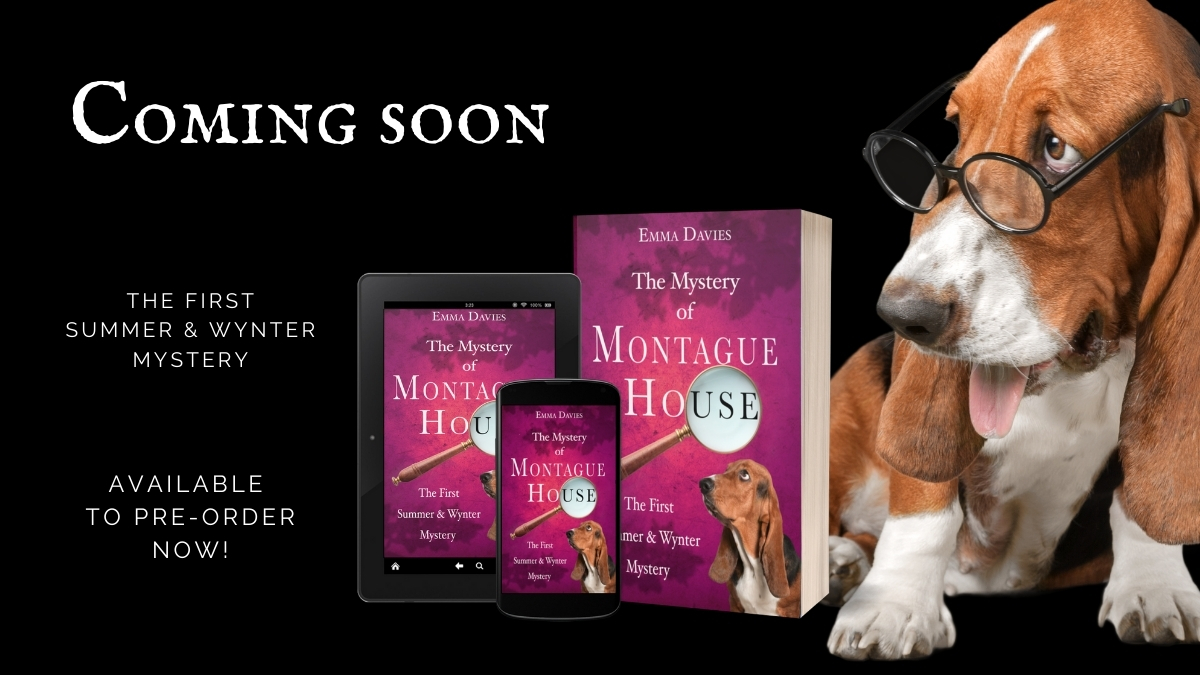 An age old mystery, a reclusive owner, tales of hidden treasure... Can you solve The Mystery of Montague House?   #cozymystery #mystery #countryhouse #MurderMystery