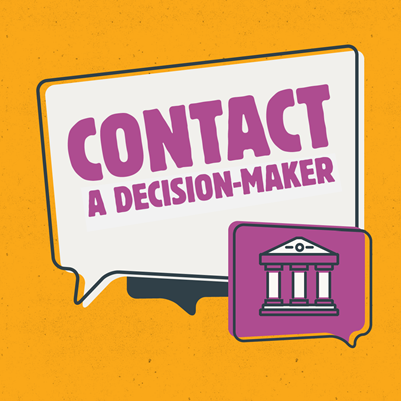 Reach out to your local or national decision-maker to ask what they are doing to address #childmarriage in your area. ✍📢 @GirlsNotBrides   And take action here 👇   #16Days  #areyoulistening
