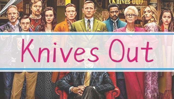 Knives Out | Movie Review!!  #KnivesOut #movie #film #review #MurderMystery #ChrisEvans #AnaDeArmas #DanielCraig #whodoneit #lbloggers #thegirlgang @UKBloggersRT @TheGirlGangHQ