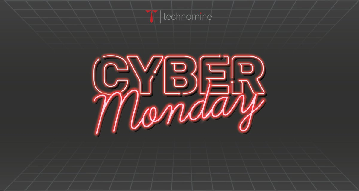 There is just one Monday in the whole year for which all of us look forward to and it is #CyberMonday. Just as #remotevideosurveillance is essential for your #securitybusiness, we believe #CyberMonday2020 can be the #bestopportunity for acquiring a #remotesecuritypartner.