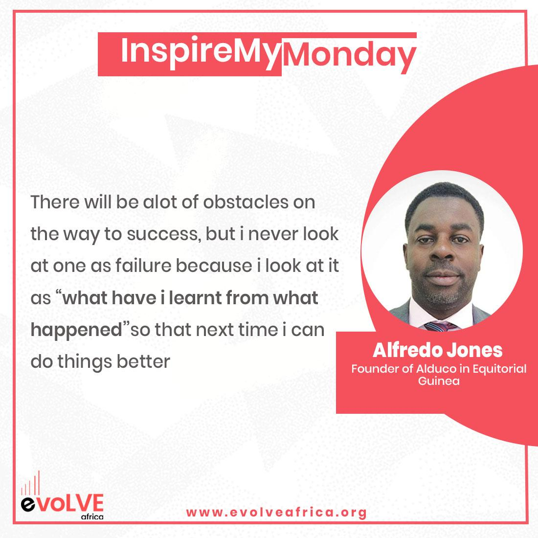 Worrying about the consequences of an obstacle pulls you out of your present power and creates unnecessary drama.  The only way to overcome a crisis is by going through it, not around it.  #InspireMyMonday #EvolveAfrica #AlfredoJones #Resilience  #MondayMotivation #Success