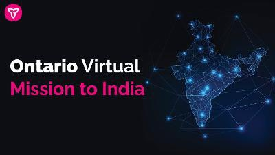 NEW! Our government's virtual business mission to India. With a focus on #ICT and advanced manufacturing, we will continue to promote Ontario as a premier destination for international investment and create new opportunities for our province's businesses. bit.ly/2JpXoMr