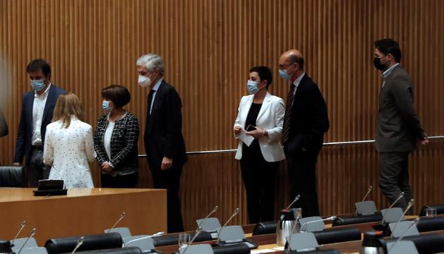 Bildu se suma al homenaje del Congreso a Ernest Lluch, asesinado por ETA hace 20 años https://t.co/X0aZTnIkdX https://t.co/0xjUuo3QLX