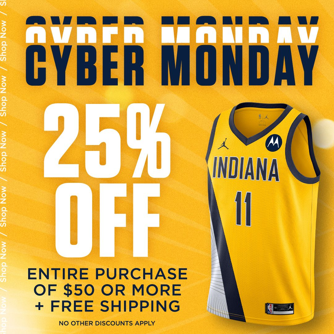 For CYBER MONDAY we saved the best for last! Save 25% off your entire order for today only at https://t.co/Ktv0GKUDSC and https://t.co/cj1yafNRvs. https://t.co/OtEhHLZjse