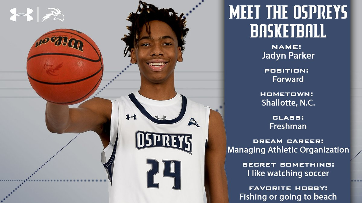 Check out the latest edition of Meet the Team Monday and get to know freshman Jadyn Parker <@JadynParker17 > #SWOOPLife + #BirdsofTrey Q&A➡️bit.ly/MTTM_Parker
