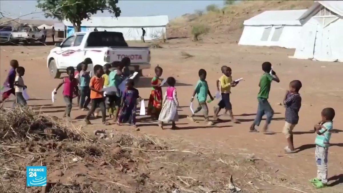 الصراع في إقليم تيغراي 🇪🇹: رئيس وزراء إثيوبيا ينفي قتل مدنيين في تيغراي  #إثيوبيا #إقليم_تيغراي #السودان #آبي_أحمد_علي