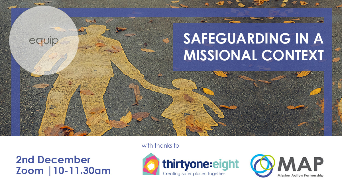 Last chance to secure your place on this week's @mapmission  Safeguarding in a Missional Context webinar. We'll cover #safeguarding as #COVID19 restrictions ease, different culture contexts, #CultureMapping and more.     #GlobalMission
