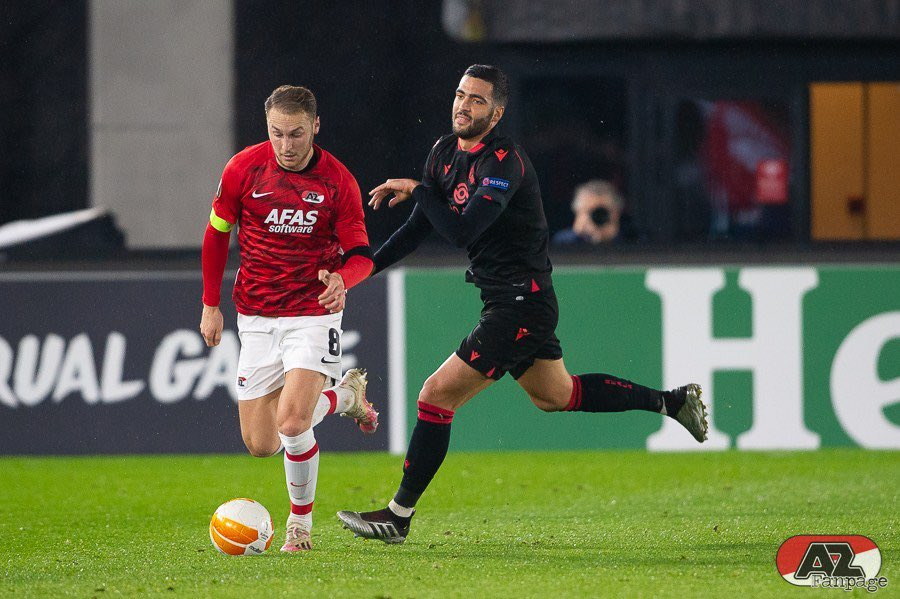 📍Heracles 1-2 AZ Alkmaar  ⚽️Schoofs/ Koopmeiners (p), Boadu 📌Groningen 1-0 Willem II ⚽️El Messaoudi 📍VVV Venlo 2-2 PEC Zwolle ⚽️Arias, Giakoumakis/ Pherai, Van Duinen. 📸https://t.co/LBuDHtSuPL https://t.co/d88tFRWV99