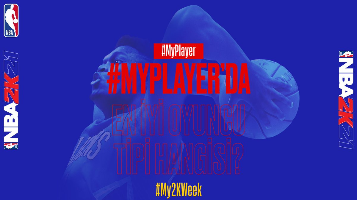 ÖNERİLER YORUMA | Sizce #NBA2k21'in #MyPlayer Moduna Başlamak İçin En İyi Oyuncu Tipi Hangisi? 🤔   #My2kWeek | @NBA2K https://t.co/gY73DpHrYJ