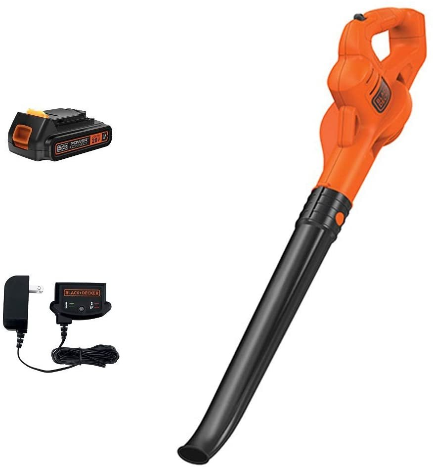 BLACK+DECKER 20V Max Lithium Sweeper (LSW221)  Only $62.30!!! (Originally $109.99)  2